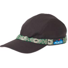 KAVU Strapcap Cap Black
